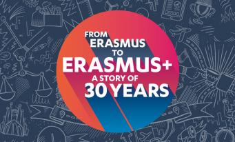 Aplicație mobilă dedicată programului Erasmus+, lansată cu prilejul împlinirii a 30 de ani de la crearea programului
