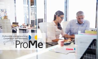 A fost lansată platforma de mentorat ProME – PROfessional Intergenerational Cooperation and MEntoring