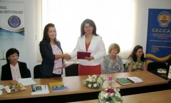 CECCAR Dâmbovița: Protocol de colaborare cu Asociația de Arbitraj Instituționalizat