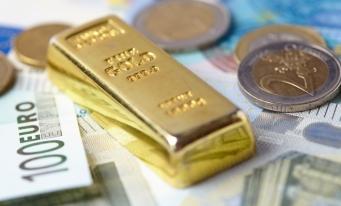 Rezervele internaționale ale României (valute plus aur) – 37,581 miliarde euro la 31 octombrie 2017