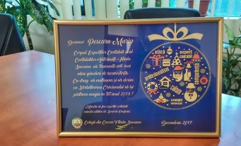 CECCAR Suceava: Cu drag și recunoștință de Crăciun, seniorilor profesiei contabile