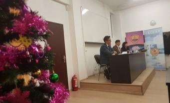 CECCAR Timiș: Dezbateri pe tema expertizei contabile judiciare