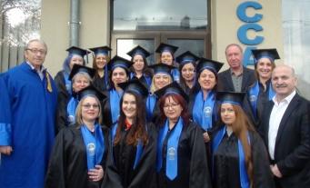 CECCAR Prahova: Absolvenții examenului de aptitudini au depus jurământul