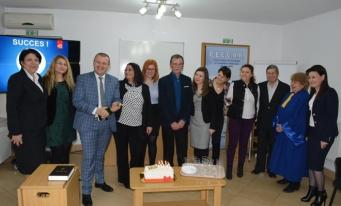 CECCAR Ialomița: Absolvenții examenului de aptitudini din 2017 au depus jurământul