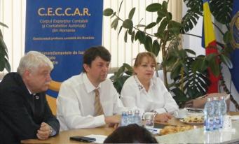 CECCAR Constanța și AJFP: Masă rotundă pentru prezentarea instrucțiunilor de completare a Declarației unice