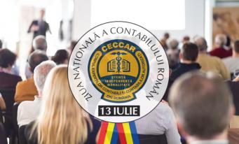 13 iulie – Ziua Națională a Contabilului Român