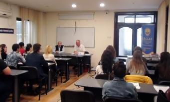 CECCAR Prahova: Studenți ai Universității Petrol-Gaze din Ploiești, în practică la filială