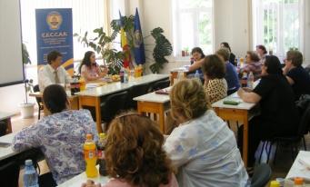 CECCAR Constanța: Specialiști ai AJFP, în dialog cu membrii
