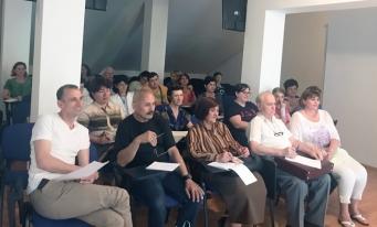 CECCAR Mehedinți: Actualitatea legislativă, în atenția membrilor