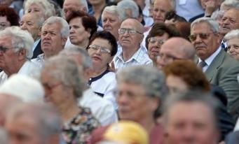 Numărul mediu de pensionari în primul trimestru: 5,223 milioane