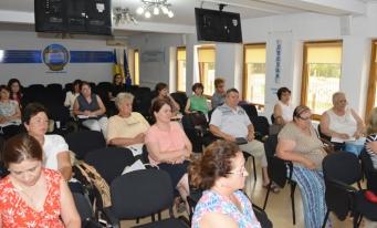 CECCAR Ialomița: Întâlnire de lucru dedicată prezentării noutăților legislative de interes pentru profesie