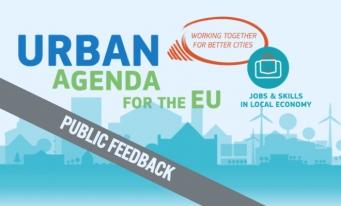 Agenda urbană a UE – Planul de acțiune pentru parteneriatul Jobs and Skills in the Local Economy, în consultare publică
