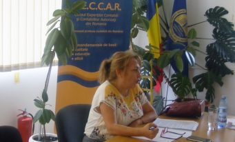 CECCAR Constanța și AJFP: Masă rotundă pentru prezentarea aspectelor legislative