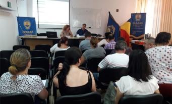 CECCAR Teleorman: Membrii, în dialog cu reprezentanți ai AJFP Teleorman și ai DGRFP Ploiești