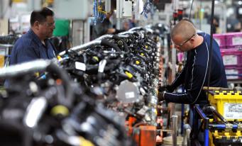 Producția industrială a avansat în primul semestru cu 4%