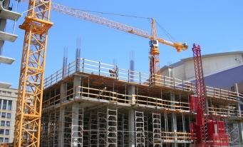 Volumul lucrărilor de construcții, serie brută, a scăzut cu 0,1% în intervalul ianuarie-iunie