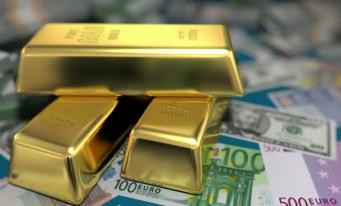 Rezervele internaţionale ale României (valute plus aur), 34,508 miliarde euro, la 31 august
