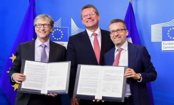 Comisia Europeană și Coaliția Breakthrough Energy au lansat un fond de investiții de 100 de milioane de euro în domeniul energiilor nepoluante