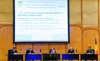 Panelul II: Creșterea relevanței cadrului de raportare în contextul actual