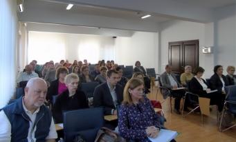CECCAR Satu Mare: Întâlnire de lucru a profesioniștilor contabili din județ cu specialiști ai CJAS și AJFP