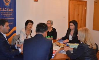 CECCAR Ialomița: Întâlnirea semestrială a membrilor GEJ.Despre Expertizele contabile în procesul de lichidare a entităților