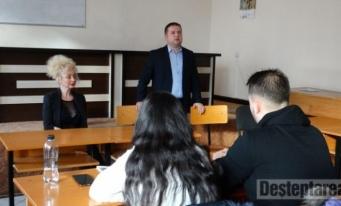 """CECCAR Bacău: Bibliotecă viela Colegiul Economic """"Ion Ghica"""""""