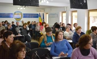 CECCAR Ialomița: Membri ai filialei, în dialog cu reprezentanți ai AJFP pe tema modificărilor legislative de interes pentru profesia contabilă