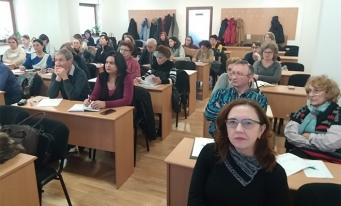 CECCAR Dolj și DGRFP: Seminar de fiscalitate, pentru prezentarea noutăților legislative de interes pentru profesie