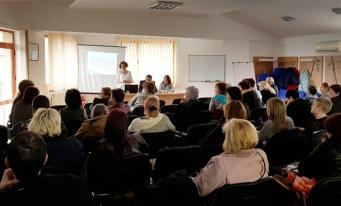 CECCAR Sibiu: Noile reglementări privind relațiile de muncă, prezentate experților contabili și contabililor autorizați de inspectori ai ITM
