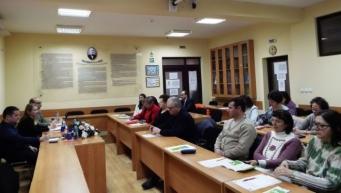 CECCAR Bacău și ITM: Seminar de instruire în domeniul SSM și pentru prezentarea noilor prevederi privind relațiile de muncă în domeniul construcțiilor