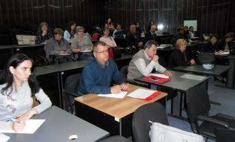 CECCAR Vrancea: Schema de ajutor de minimis și alte noutăți legislative de interes pentru profesie, discutate de specialiști ai AJFP cu experți contabili și contabili autorizați