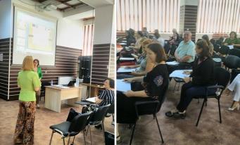 CECCAR Suceava: Oportunități de finanțare pentru IMM-uri, întâlnire profesională a membrilor filialei cu reprezentanți ai GAL Cetatea Bucovinei