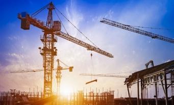 În primele şase luni, volumul lucrărilor de construcţii a sporit, ca serie brută, cu 23,3%