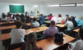 CECCAR Vrancea: Noutăți legislative din domeniul relațiilor de muncă; Prevederi legale referitoare la angajarea cetățenilor străini – întâlnire de lucru a membrilor filialei cu reprezentanți ai ITM și Serviciului pentru Imigrări