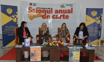 Editura CECCAR, la cea de-a XXVIII-a ediție a Salonului anual de carte, cel mai longeviv eveniment cultural al județului Ialomița