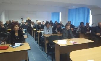 CECCAR Gorj: Expertiza contabilă în practica judiciară – întâlnire de lucru a membrilor filialei cu beneficiari ai lucrărilor de expertiză contabilă judiciară