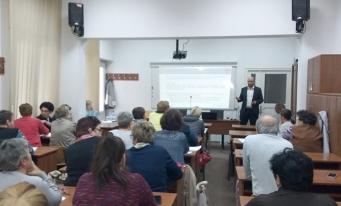 CECCAR Mureș: Reuniune profesională cu tema Modul de implicare a experților contabili în procedurile de dizolvare și lichidare a entităților înscrise la Registrul Comerțului