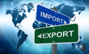 Comerțul internațional cu servicii: transportul de mărfuri, sold pozitiv de 4,35 miliarde de euro în primele 11 luni din 2019