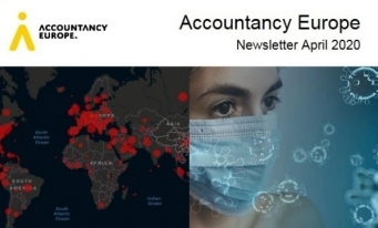 Buletinul de știri Accountancy Europe – aprilie 2020