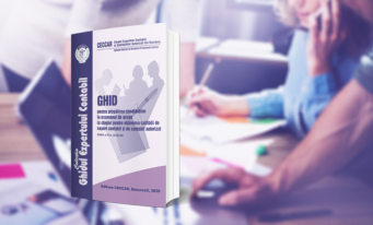 Noua ediție a Ghidului pentru pregătirea candidaților la examenul de acces la stagiul pentru obținerea calității de expert contabil și de contabil autorizat este acum disponibilă la filialele CECCAR