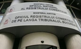 Servicii ale Registrului Comerțului de pe lângă Tribunalul București și Tribunalul Ilfov, preluate de ONRC