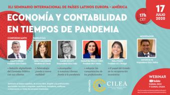 Webinar CILEA cu tema Economia și contabilitatea în timpul pandemiei
