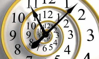 Timpul, la trecut și prezent