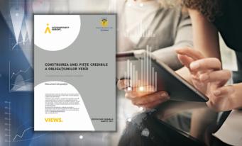 Documentul de poziție al Accountancy Europe – Construirea unei piețe credibile a obligațiunilor verzi, tradus de CECCAR în limba română