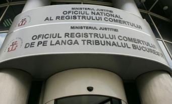 ONRC: 11.094 persoane fizice şi juridice, înmatriculate în ianuarie 2021