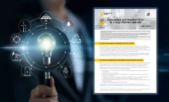 Evaluarea sustenabilității în 3 pași pentru IMM-uri, un document relevant pentru entitățile mici și mijlocii și profesioniștii contabili