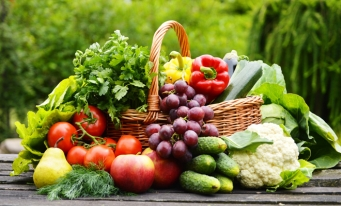 Fructele și legumele, în topul preferințelor de consum ale categoriei bio