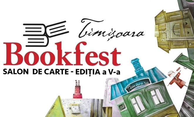 Ediție de gală Bookfest la Timișoara