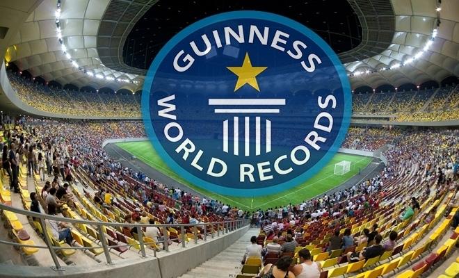 Dincolo de Guinness Book