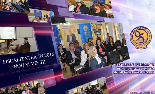 Sesiune de informare a oamenilor de afaceri la Ialomița